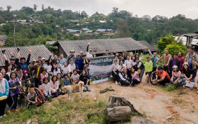 Successful World Cleanup Day Event at Ban Khun Chang Khian