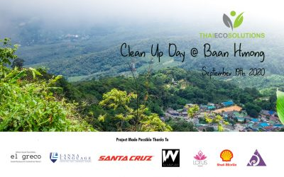 Baan Hmong Clean Up Day September 2020